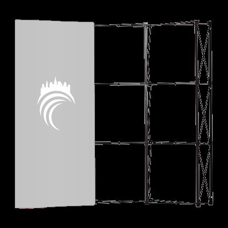 Messewand - Pop-up Faltwand
