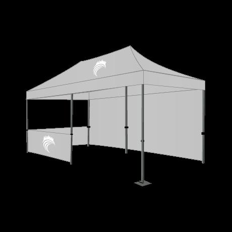 3x4,5 Faltpavillon