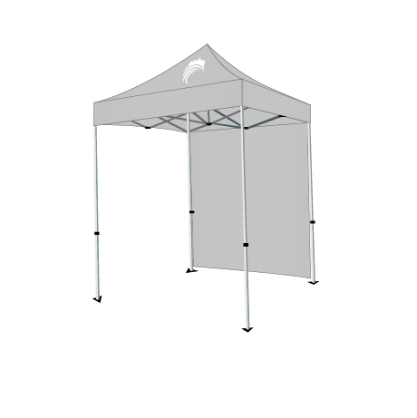2x2 Faltpavillon